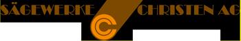 Sägewerke Christen AG Logo